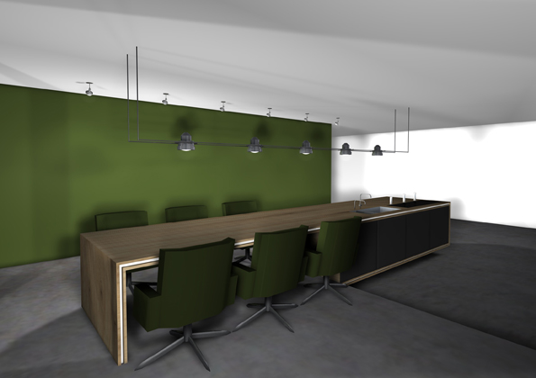 Keukenontwerp rotterdam joosteninterieur interieurarchitect rotterdam binnenhuisarchitect for Keuken met glas