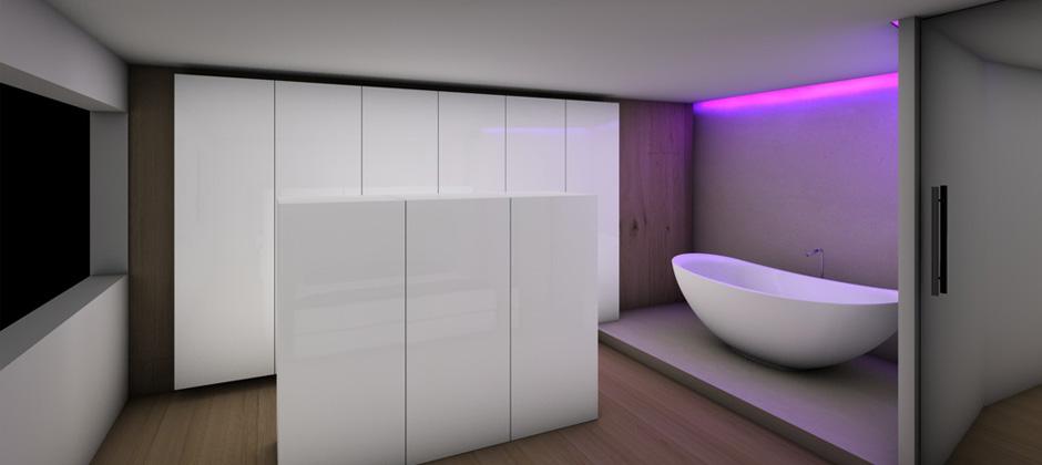 a2 Joosteninterieur interieurarchitect Rotterdam maatwerk meubels badkamer ontwerp knx domotica fibaro penthouse bungalow villa tuinontwerp zwembad vloerverwarming project mijnsheerenl