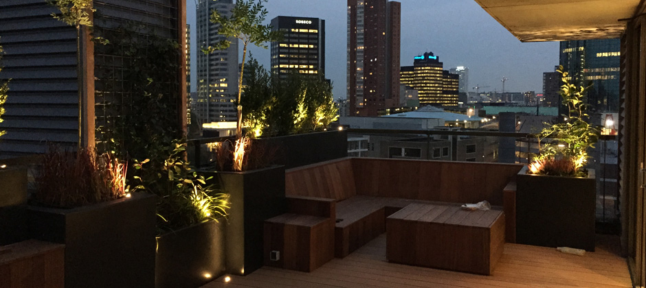 a2 Joosteninterieur interieurarchitect Rotterdam maatwerk meubels badkamer ontwerp knx domotica fibaro penthouse bungalow villa tuinontwerp zwembad vloerverwarming project penthouse4